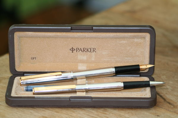 stylo luxe parker